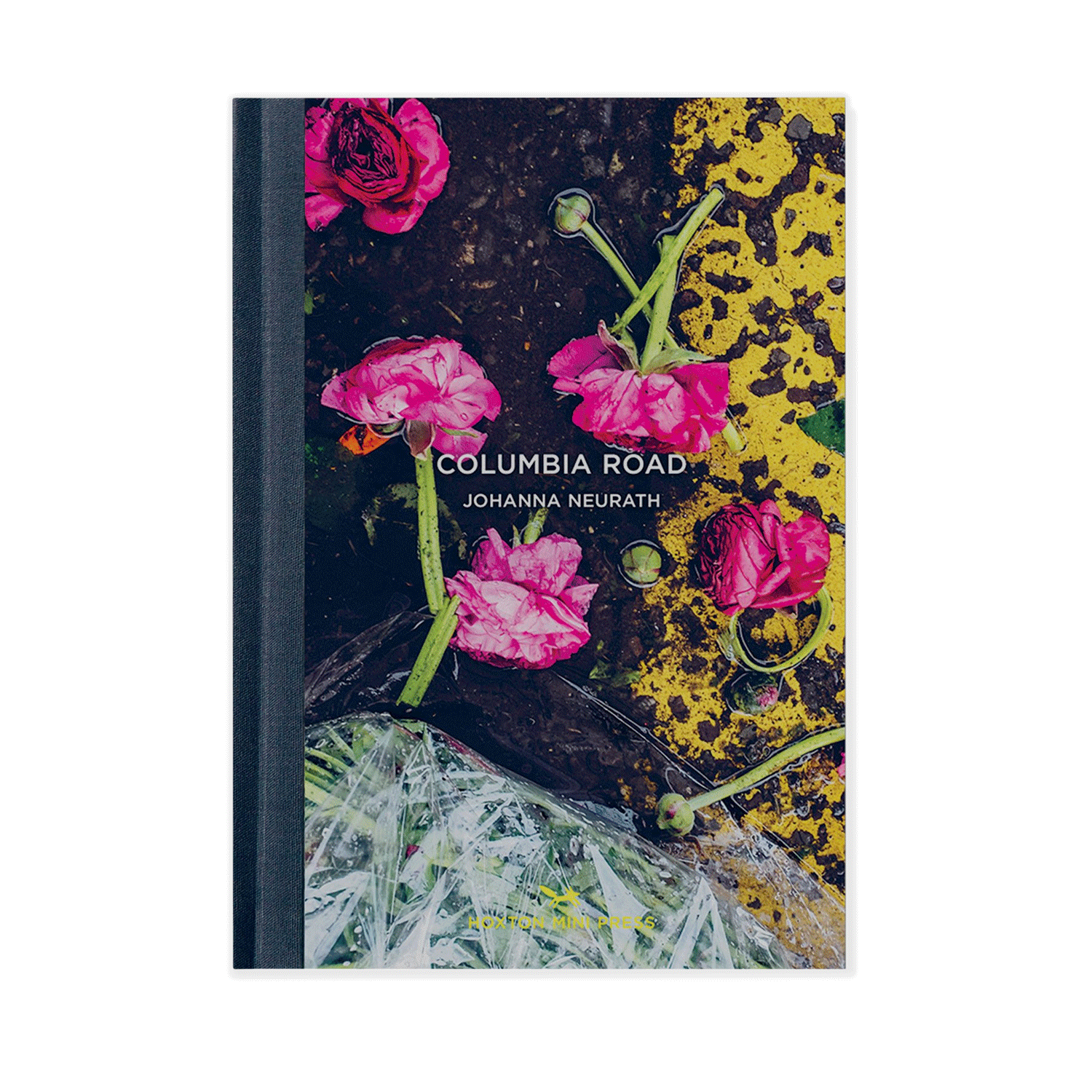 Place in Print Hoxton Mini Press Columbia Road Flower Market Photo Book Front