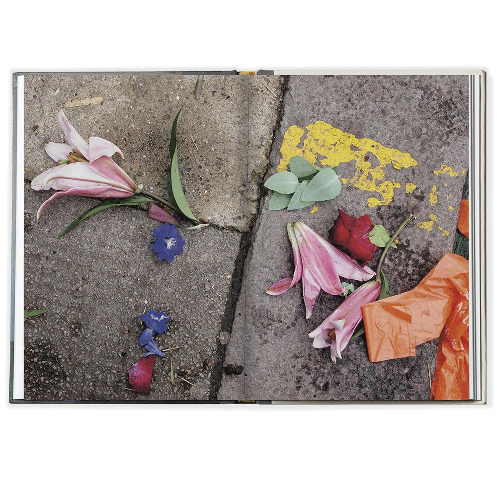 Place in Print Hoxton Mini Press Columbia Road Flower Market Photo Book Page