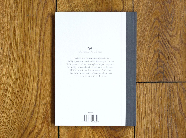 Hoxton Mini Press Portrait of Hackney Photograph Book Back