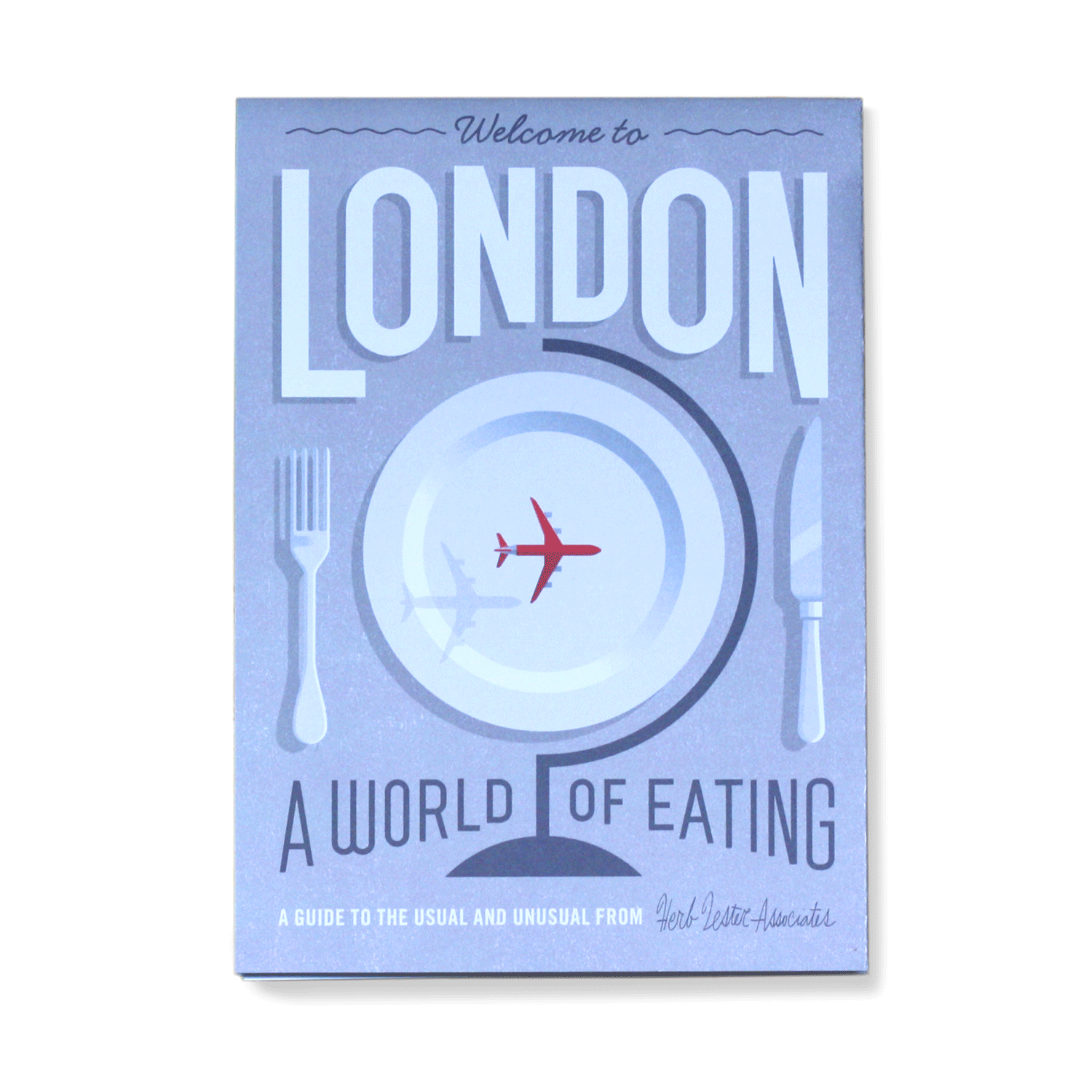 Herb Lester London a World of Eating