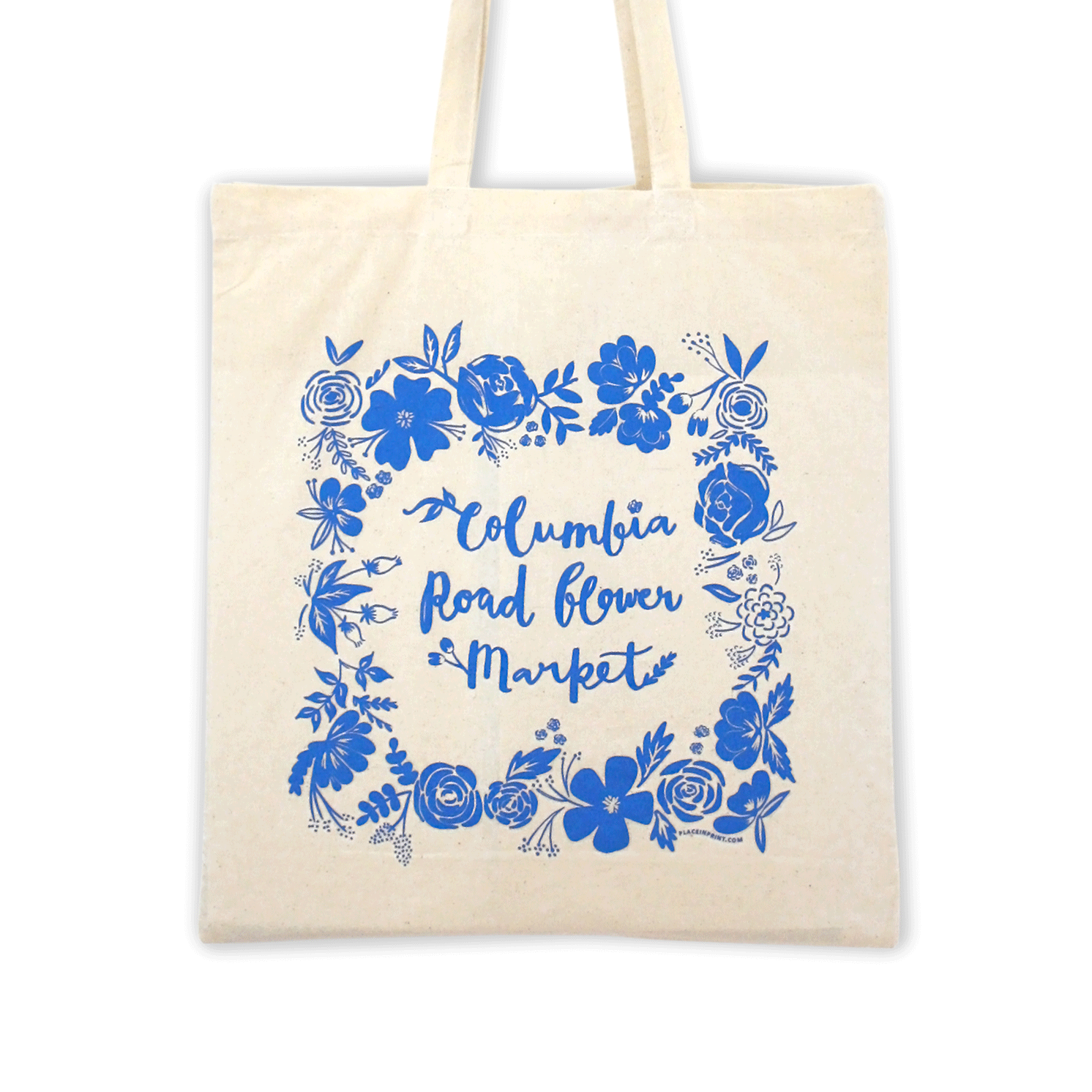 Place in Print Columbia Road Flower Market Tote Bag