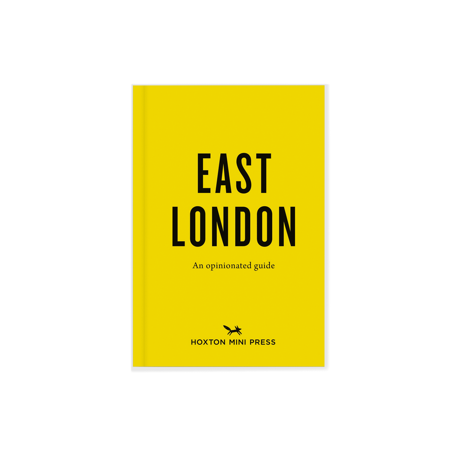 Hoxton Mini Press East London Opinionated Guide Book