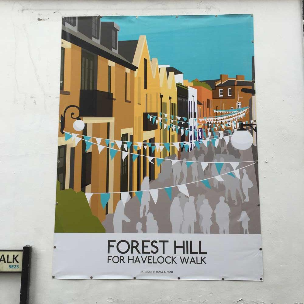Place in Print Havelock Walk Banner