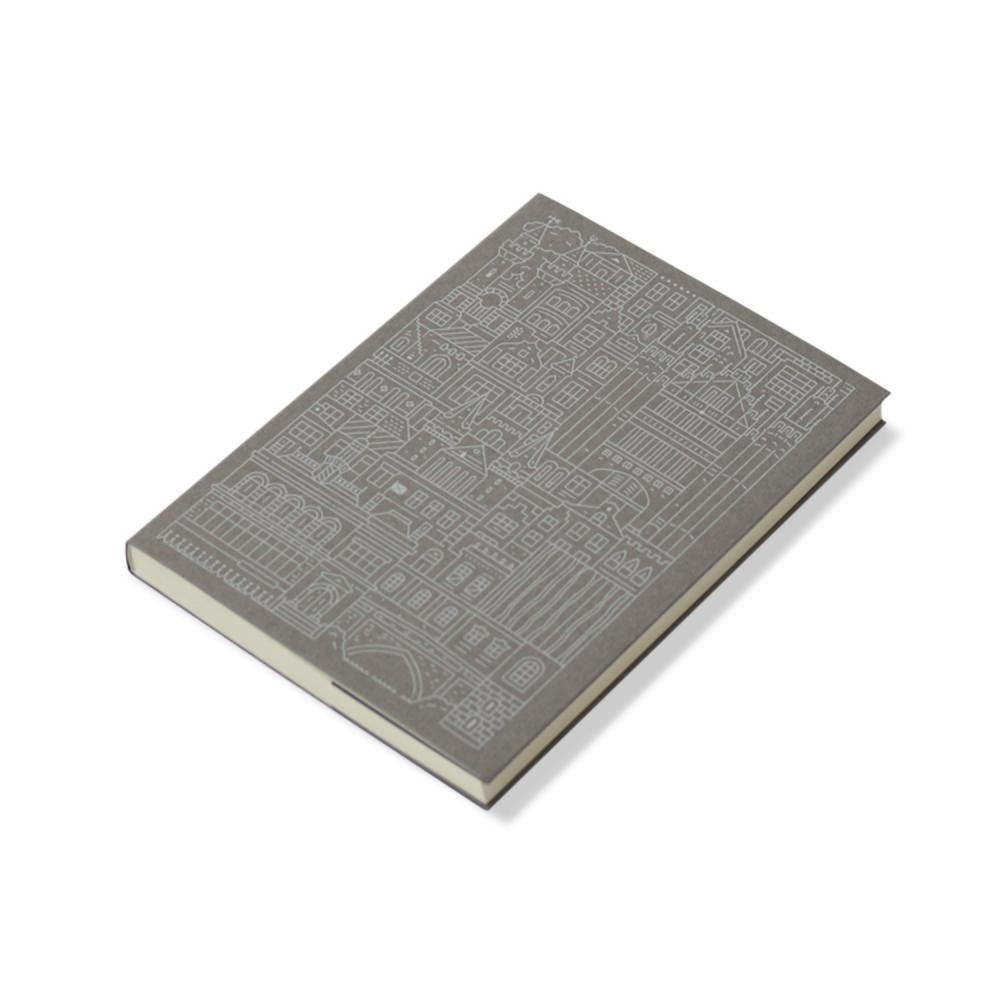 Place in Print The City Works Aberdeen Notebook