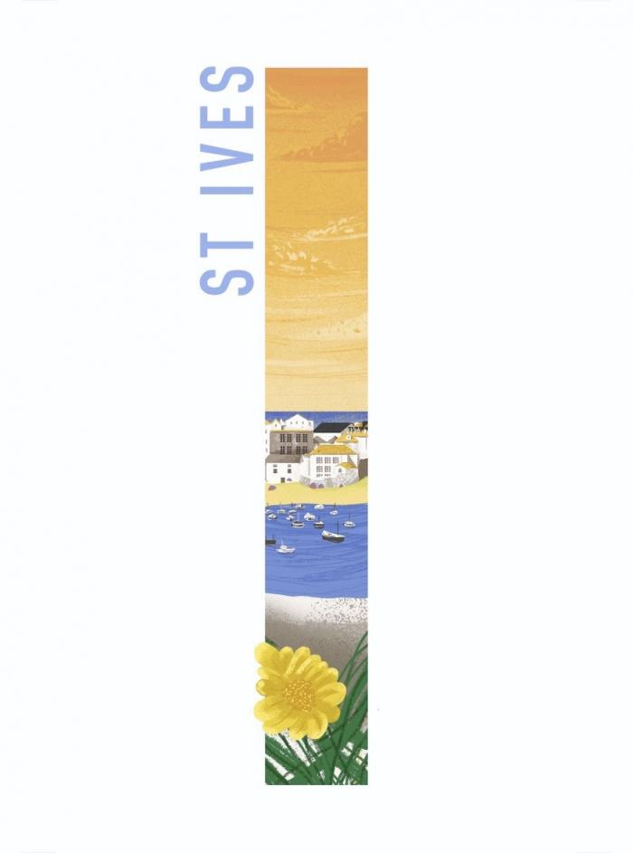 Place in Print Tom Camp I for St. Ives Art Print
