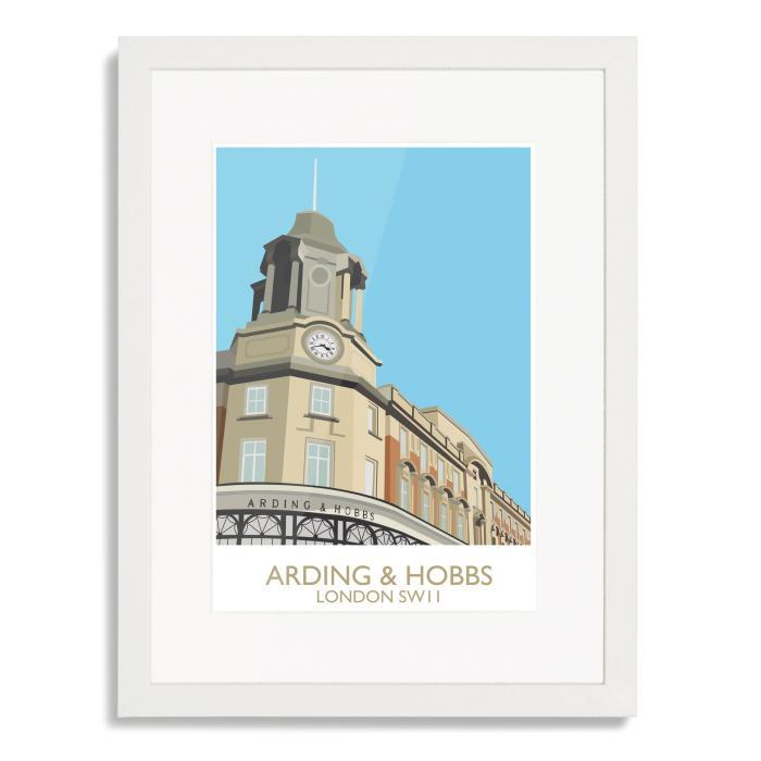 Arding and Hobbs Art Print