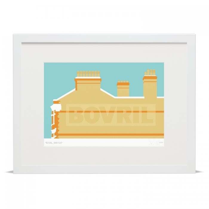 Place in Print Bovril Brixton Sign Art Print