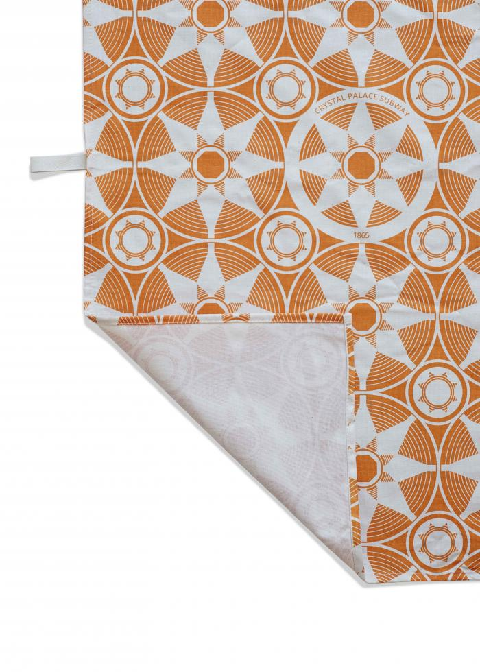 Place in Print Crystal Palace Subway Tea Towel