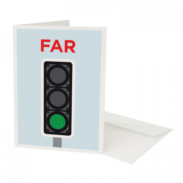 Place in Print Pate Fargo Neighbourhood Pun Play on Worlds Greetings Card