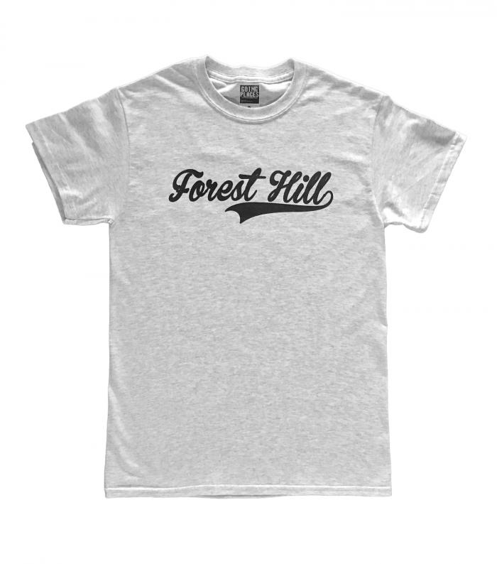 Place in Print Going Places Hometown Glory Forest Hill T-shirt