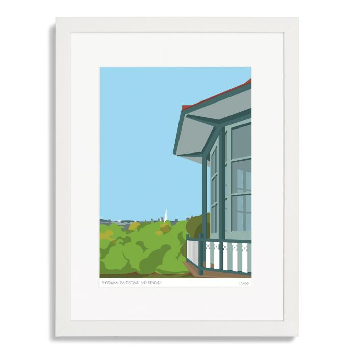 Place in Print Horniman Bandstand London Art Poster Print