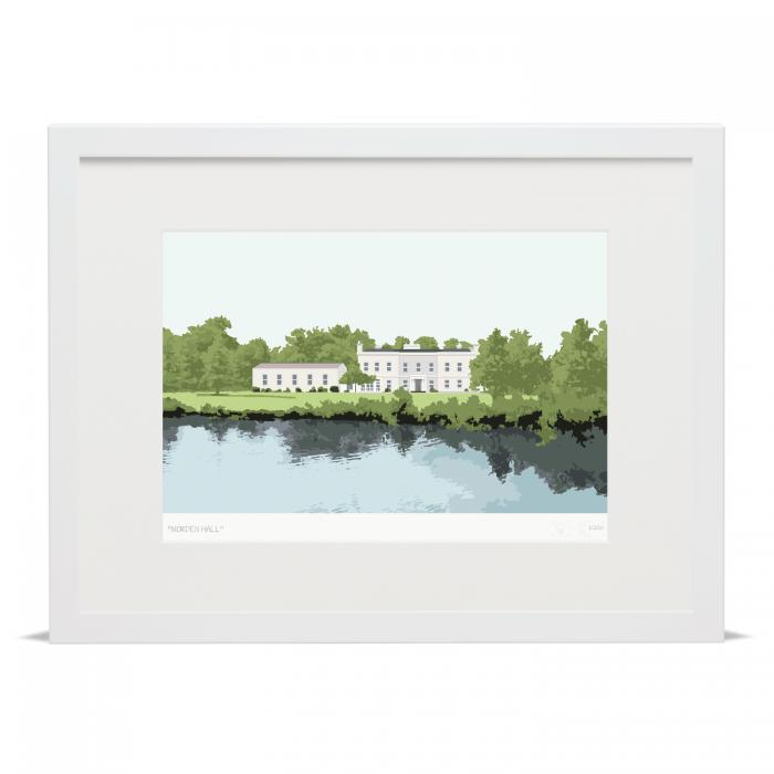 Place in Print Morden Hall Art Print