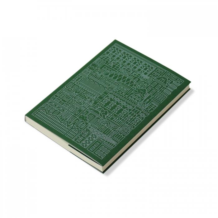 Place in Print The City Works Glasgow Notebook