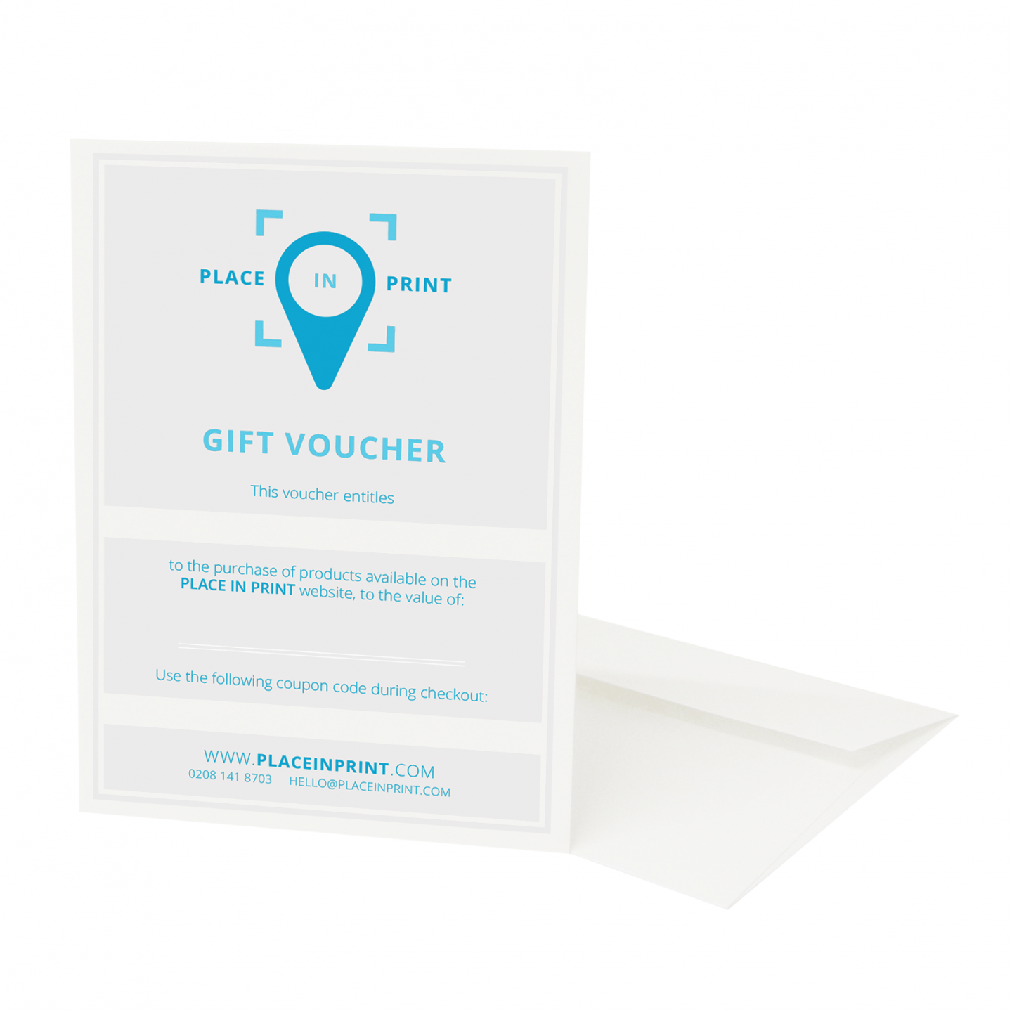 Place in Print Gift Voucher